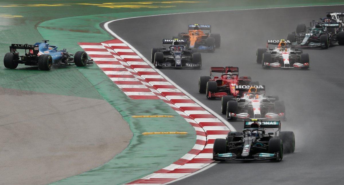 İstanbul Grand Prix i başladı #6