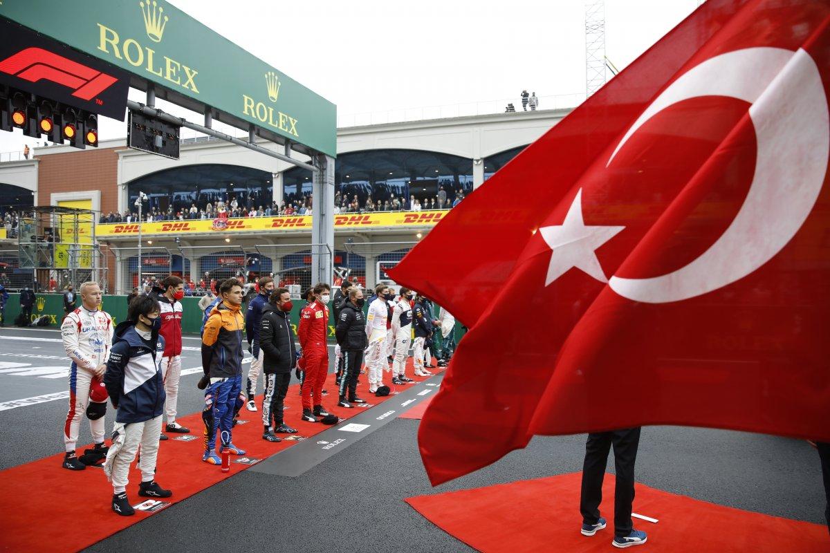 İstanbul Grand Prix ini Valtteri Bottas kazandı #6