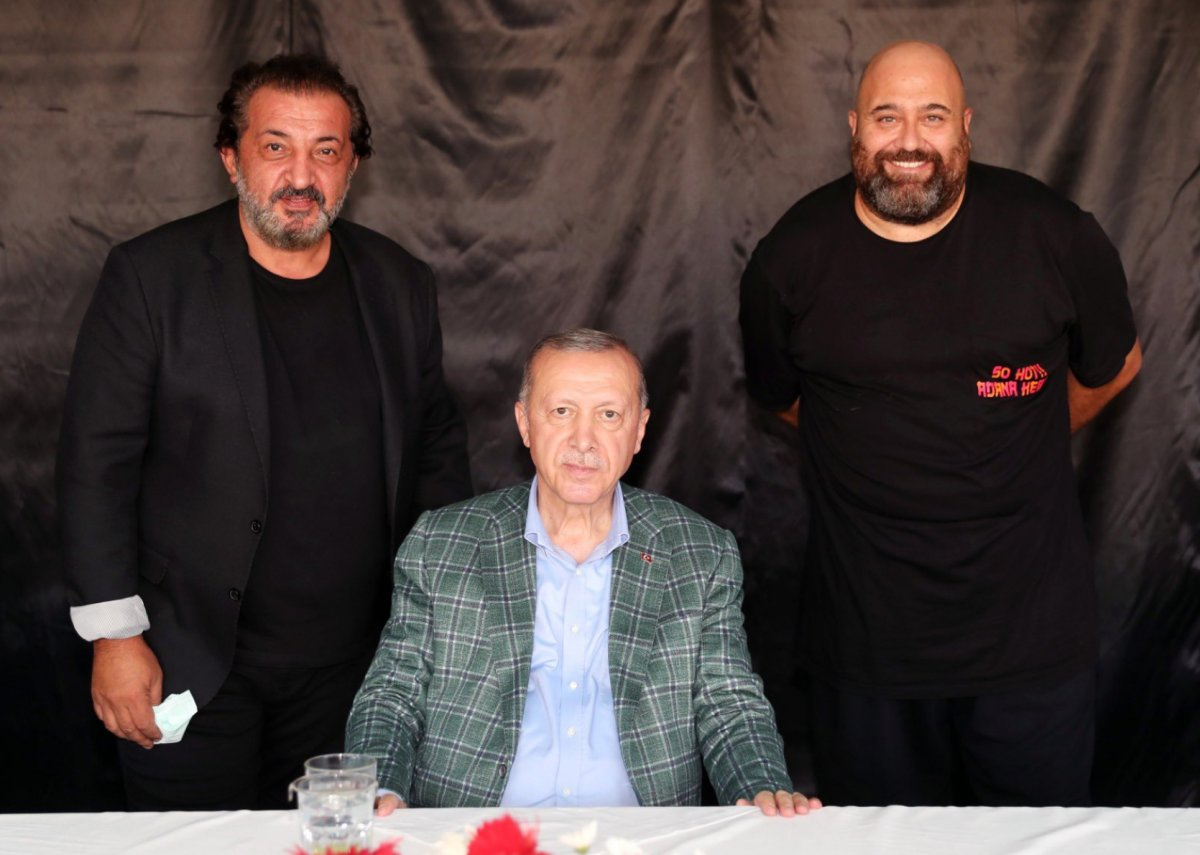 MasterChef jürileri Cumhurbaşkanı Erdoğan la buluştu #4