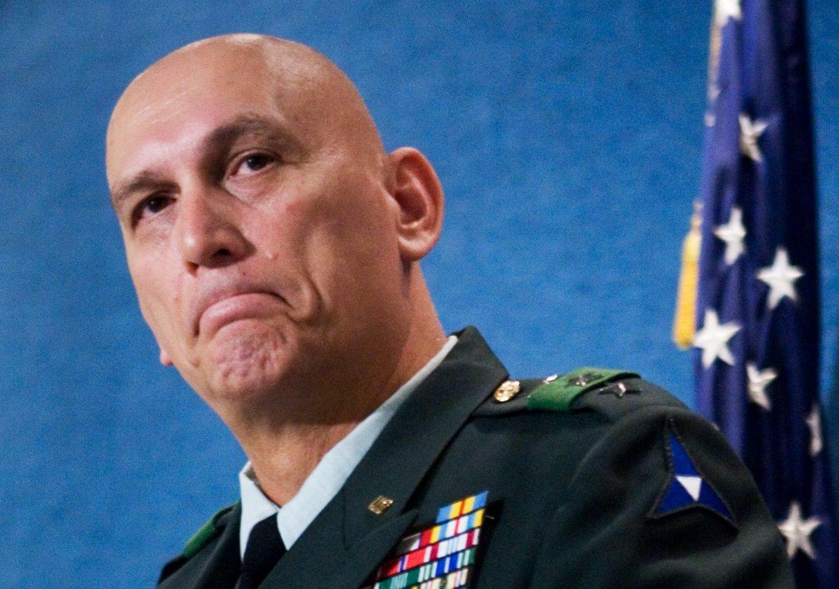 Çuvalcı general ABD li komutan Odierno kanserden öldü #4