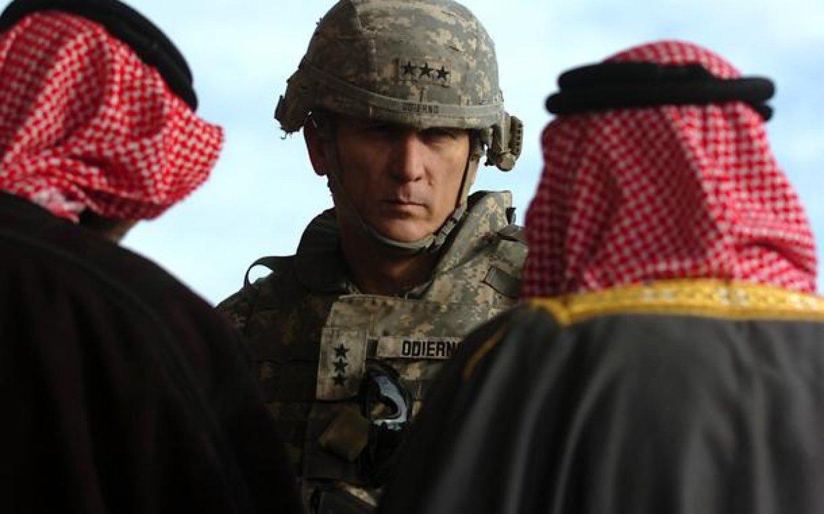 Çuvalcı general ABD li komutan Odierno kanserden öldü #2