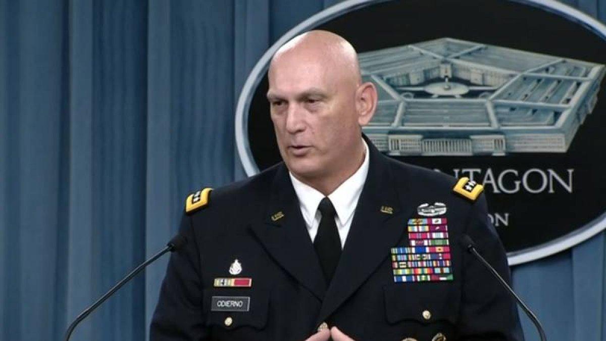 Çuvalcı general ABD li komutan Odierno kanserden öldü #3