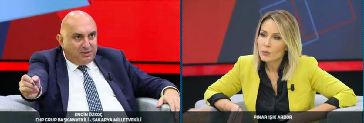 CHP li Engin Özkoç: HDP konusunda İYİ Parti ile ayrışmıyoruz #1