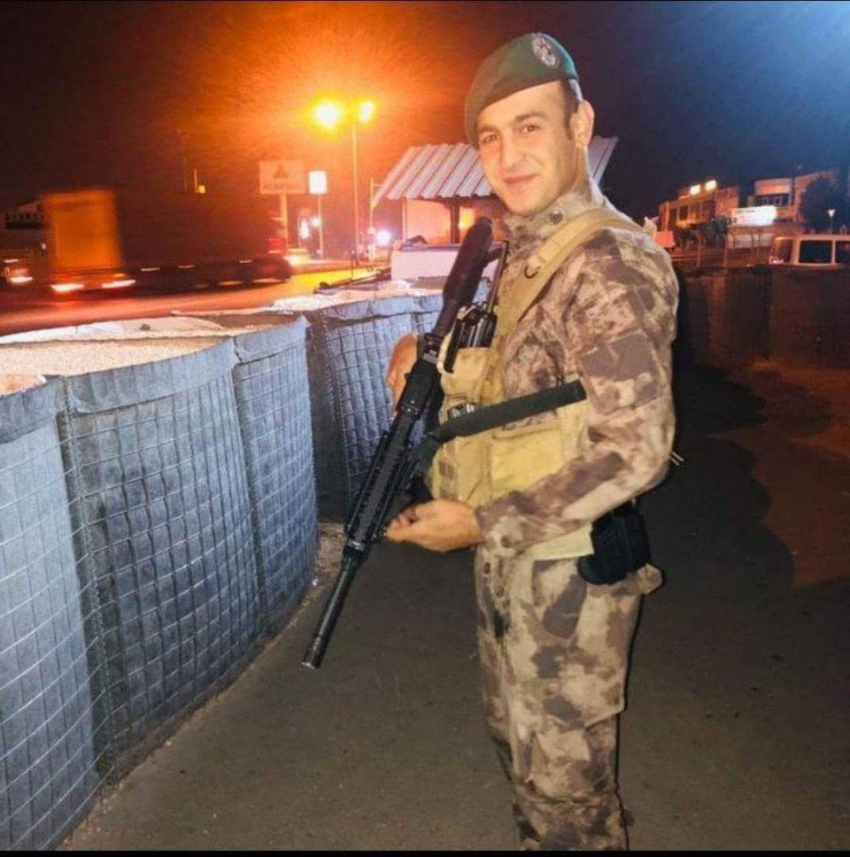 İçişleri Bakanlığı: 2 özel harekat polisi şehit oldu #5