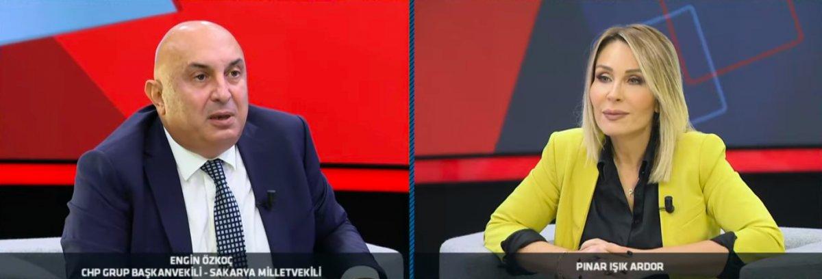 CHP li Engin Özkoç: HDP konusunda İYİ Parti ile ayrışmıyoruz #3