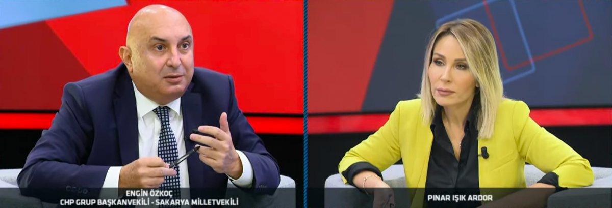 CHP li Engin Özkoç: HDP konusunda İYİ Parti ile ayrışmıyoruz #2