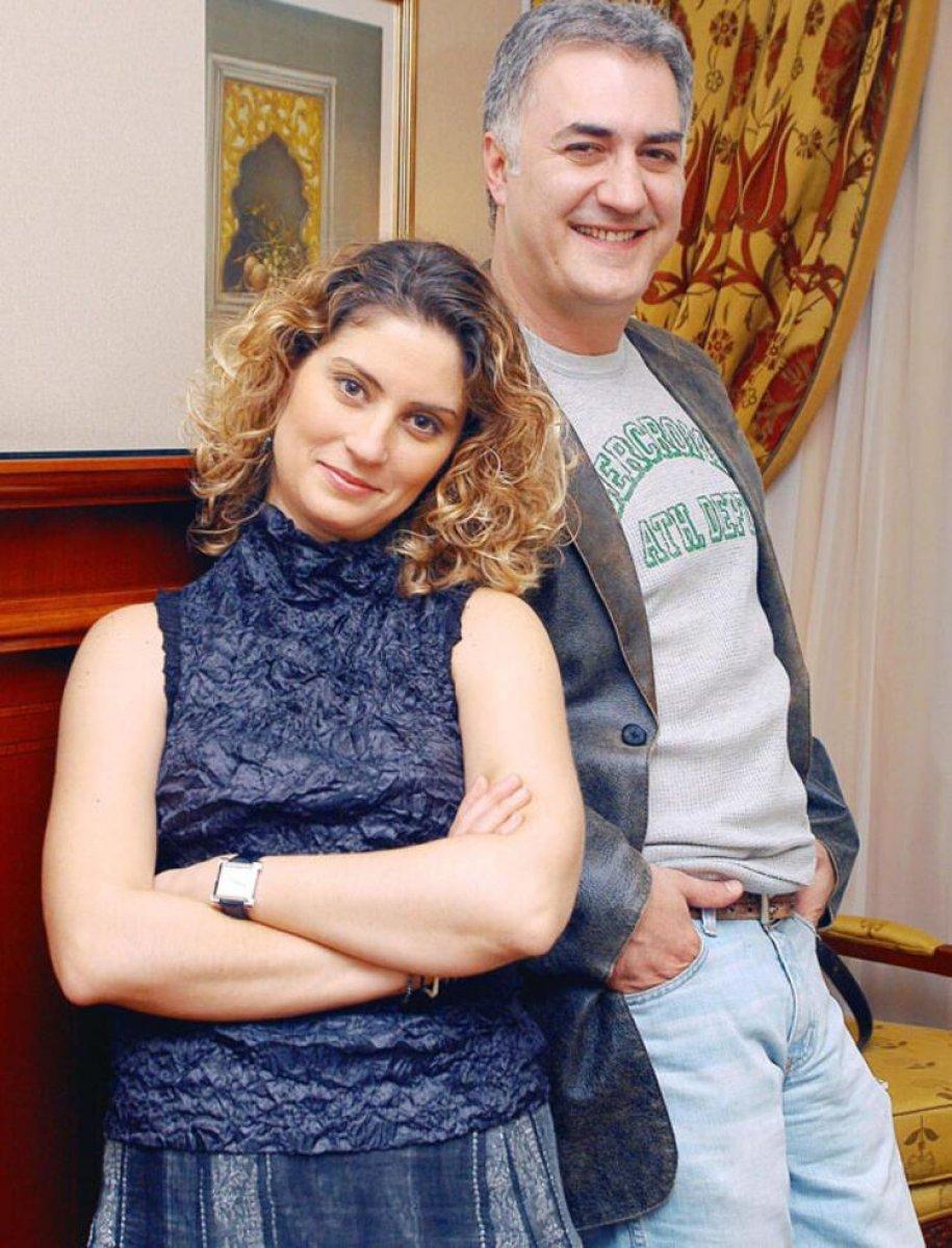 Tamer Karadağlı nın eski eşi bakın kimmiş! Dizileri rakip çıktı  #4
