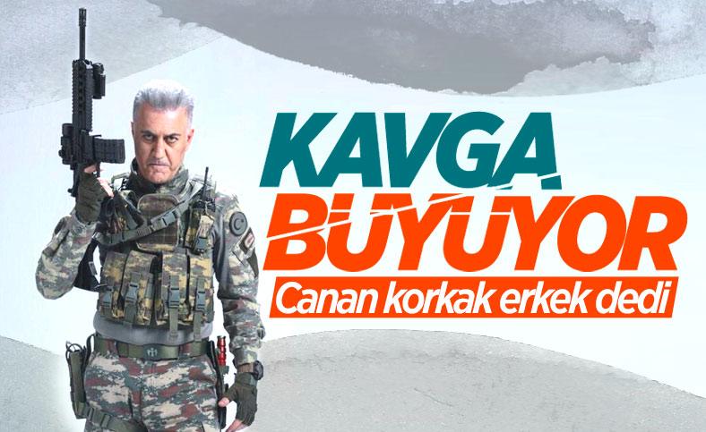 Canan Kaftancıoğlu'ndan Tamer Karadağlı'ya: Korkak erkek