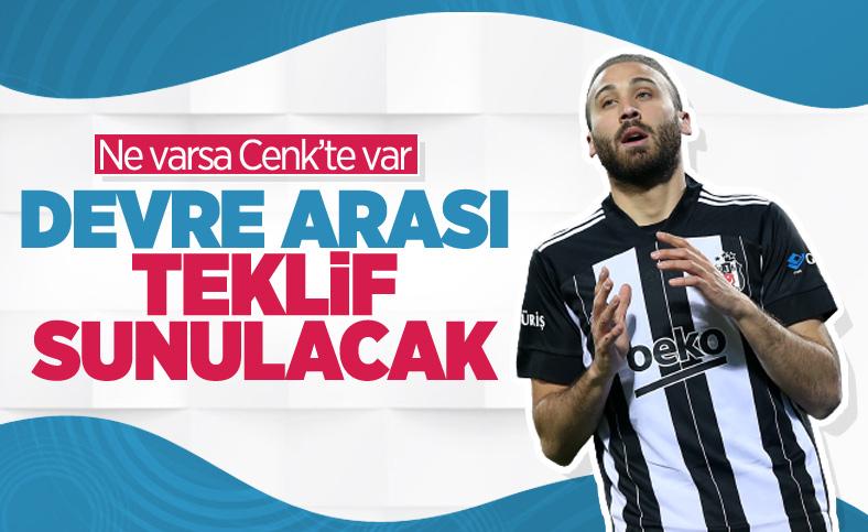 Beşiktaş'tan Cenk Tosun atağı