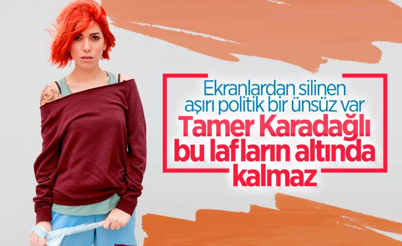 Ceren Moray, Tamer Karadağlı'ya karşı Nihal Yalçın'a destek çıktı