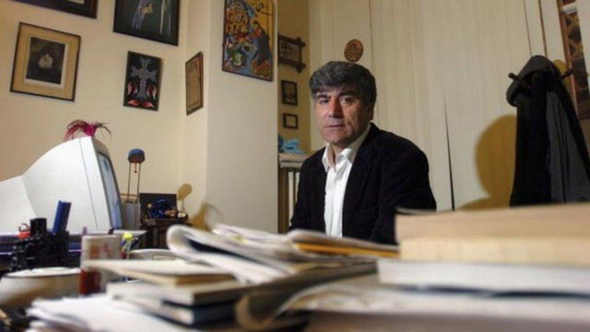 Hrant Dink'in ailesine 1 milyon 66 bin lira tazminat kararı #2