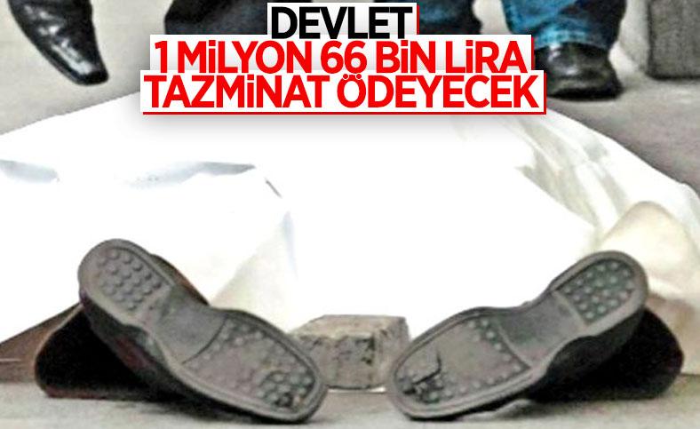 Hrant Dink'in ailesine 1 milyon 66 bin lira tazminat kararı