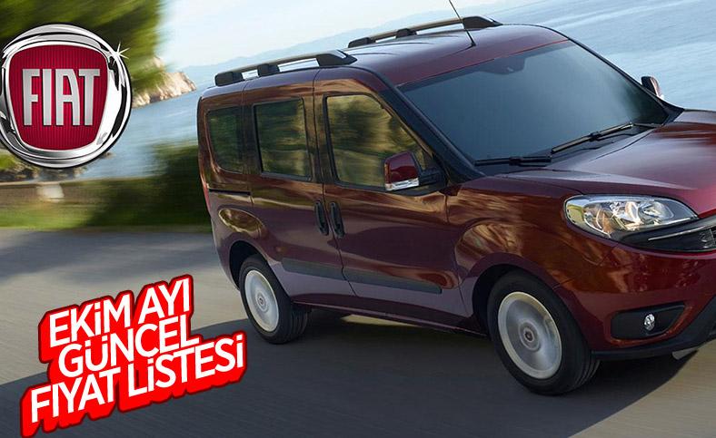 Fiat Doblo fiyat listesi: Ekim 2021 güncel Fiat Doblo Combi fiyatları