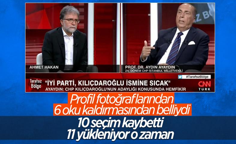 Aydın Ayaydın: İyi Parti, Kemal Kılıçdaroğlu adaylığına sıcak bakıyor