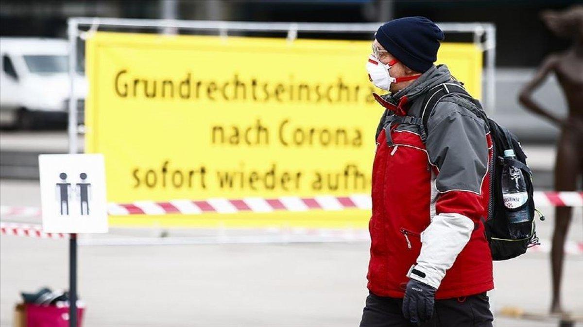 Almanya'da, koronavirüs testleri ücretli oldu #1