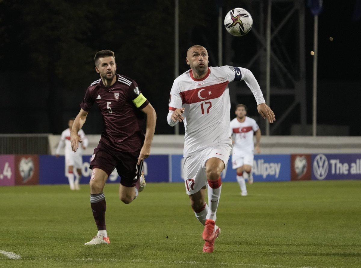A Milli Takımımız, Letonya yı son saniyede yıktı #2