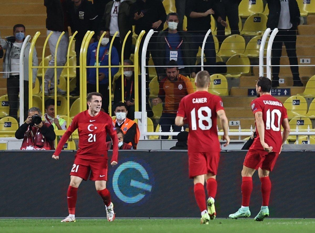 Letonya-Türkiye maçının muhtemel 11 leri #1