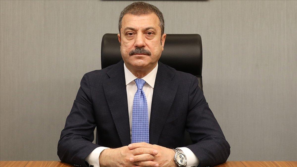 Şahap Kavcıoğlu: Enflasyondaki yükseliş, geçici faktörlerden kaynaklanıyor #1