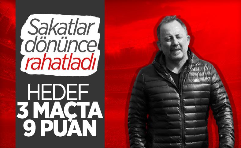 Sergen Yalçın, İstanbul'da kayıp istemiyor