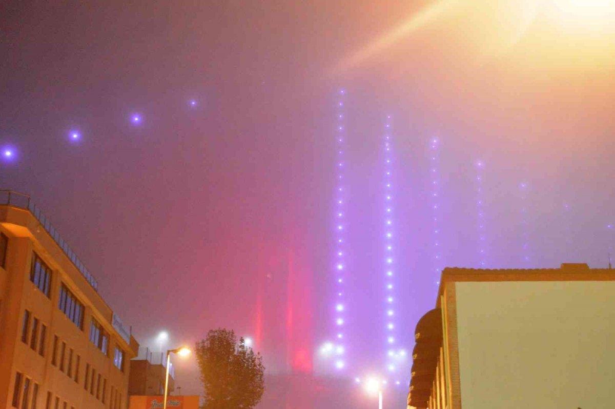 İstanbul'da gece saatlerinde sis etkili oldu #2
