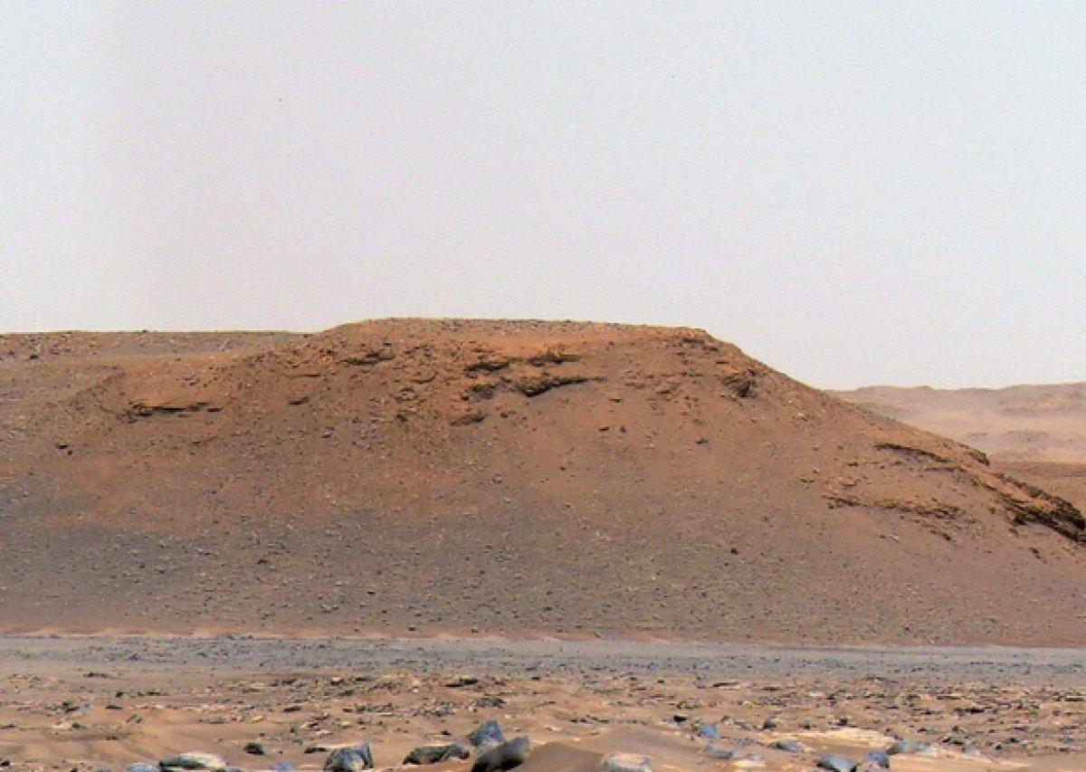 Mars ta uzaylı yaşamına dair kanıt bulundu #1