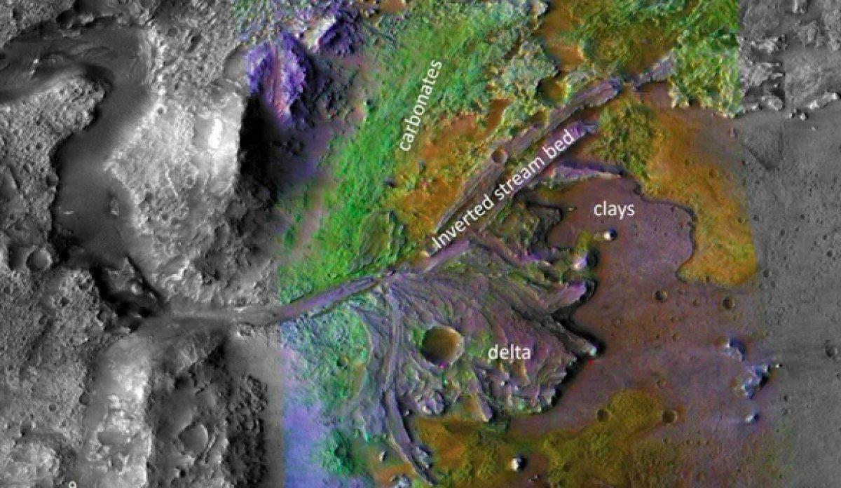 Mars ta uzaylı yaşamına dair kanıt bulundu #5