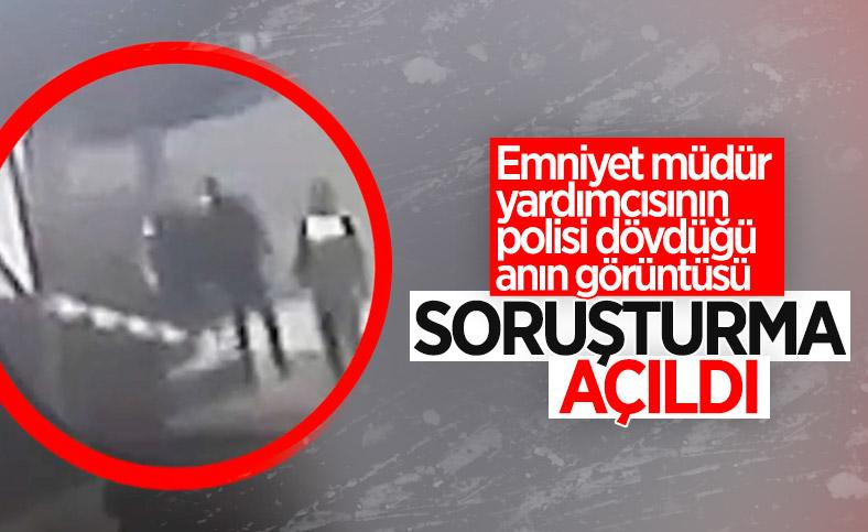Ankara'da emniyet müdür yardımcısından polise şiddete soruşturma