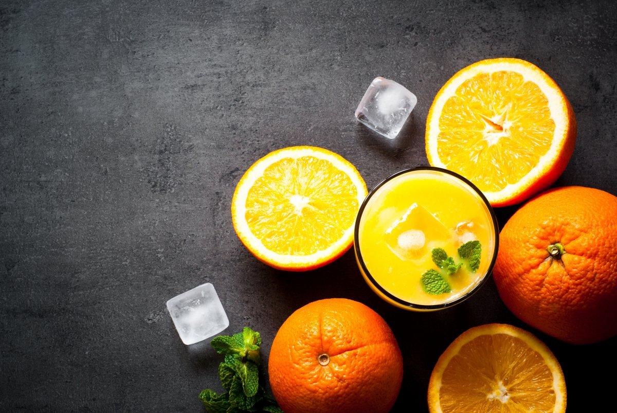 Enerjinizi artırmak için 6 doğal meyve suyu #1