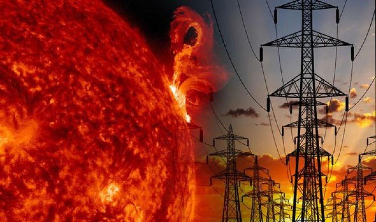 Dev Güneş fırtınası Dünya yı vuracak: Kesintiler yaşanabilir #3