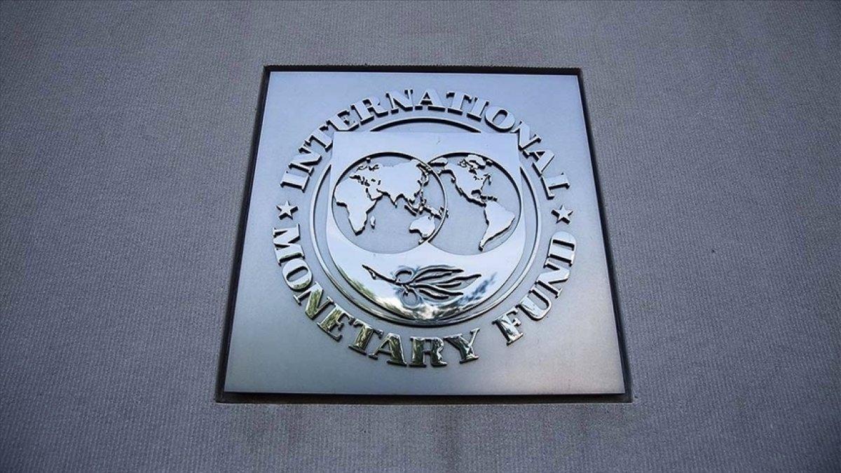 IMF den Türkiye için büyüme tahmini #1