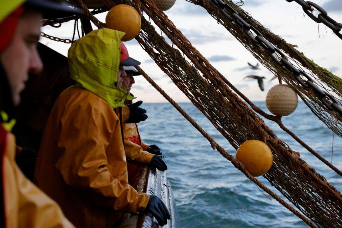 Fransa ya İngiltere ile balıkçılık geriliminde 10 ülkeden destek #1