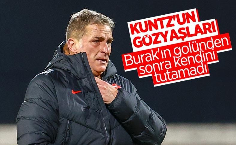 Stefan Kuntz golden sonra gözyaşlarına boğuldu