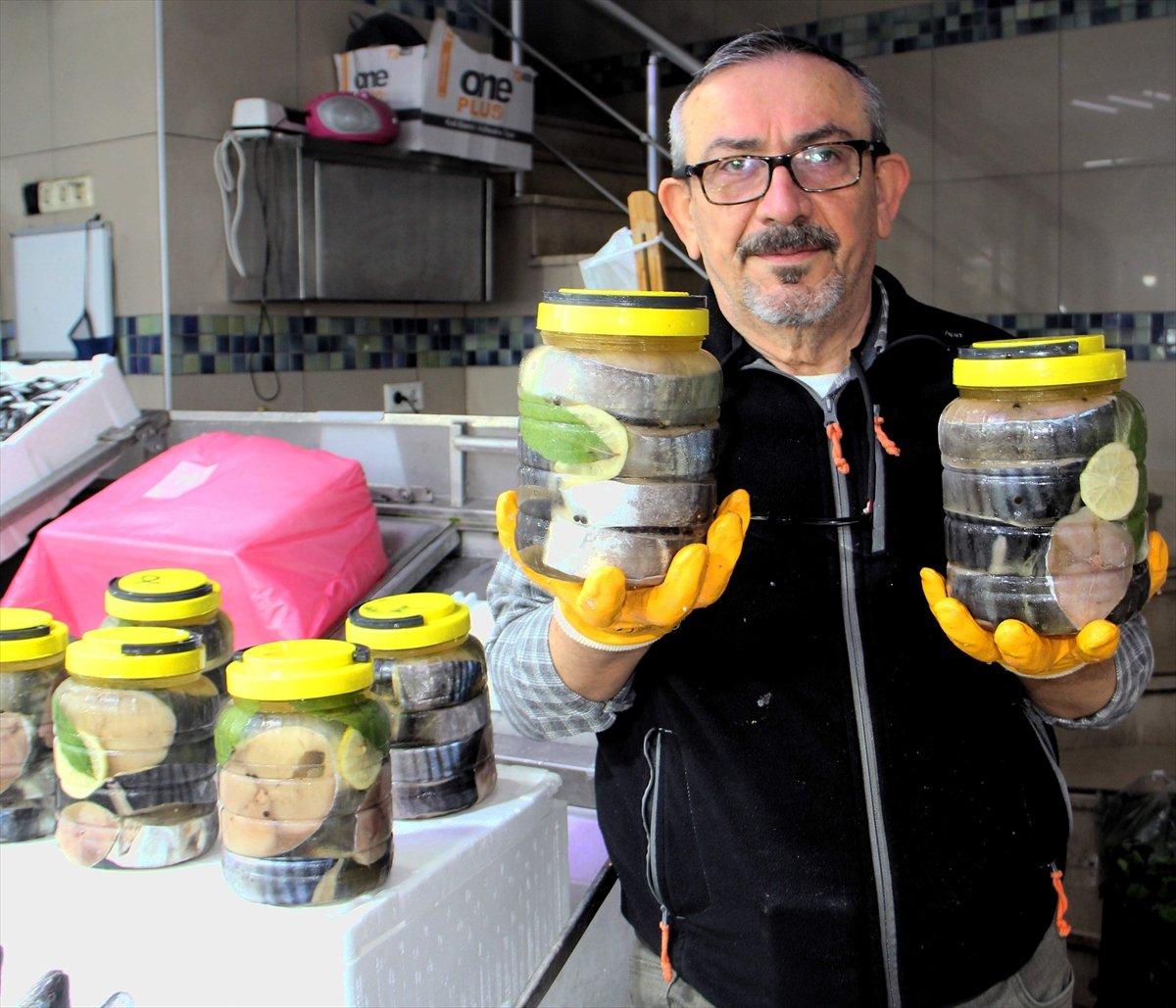 Sinop ta palamut azalınca lakerdanın kilosu 150 liraya çıktı #3