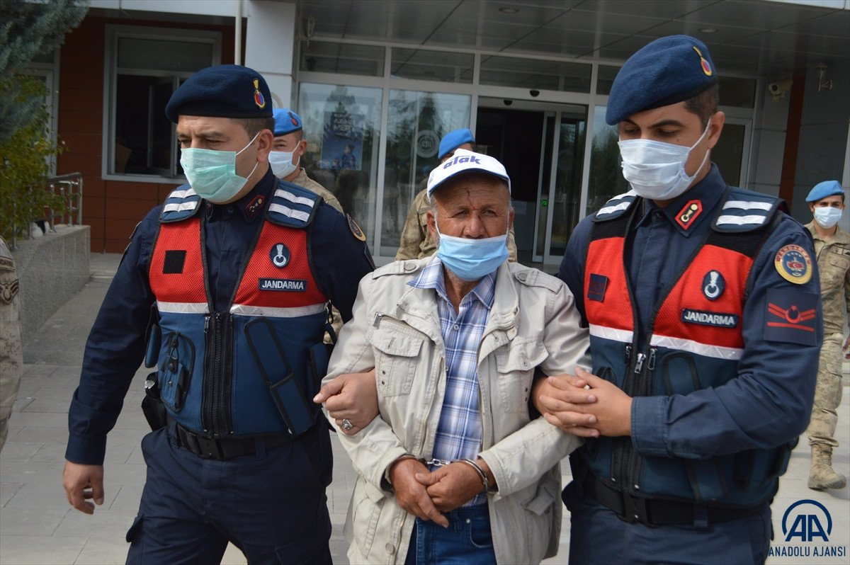 Afyonkarahisar da kaza yapan servis şoförüne tutuklama #1