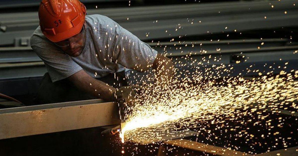 Sanayi üretimi verileri yıl sonu büyüme tahminini artırdı #1