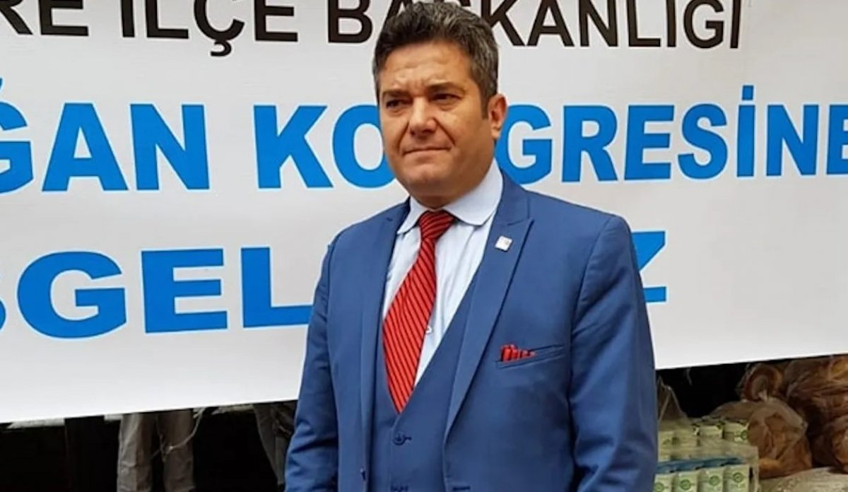 İzmir de CHP'li ilçe başkanının görevine son verildi #1