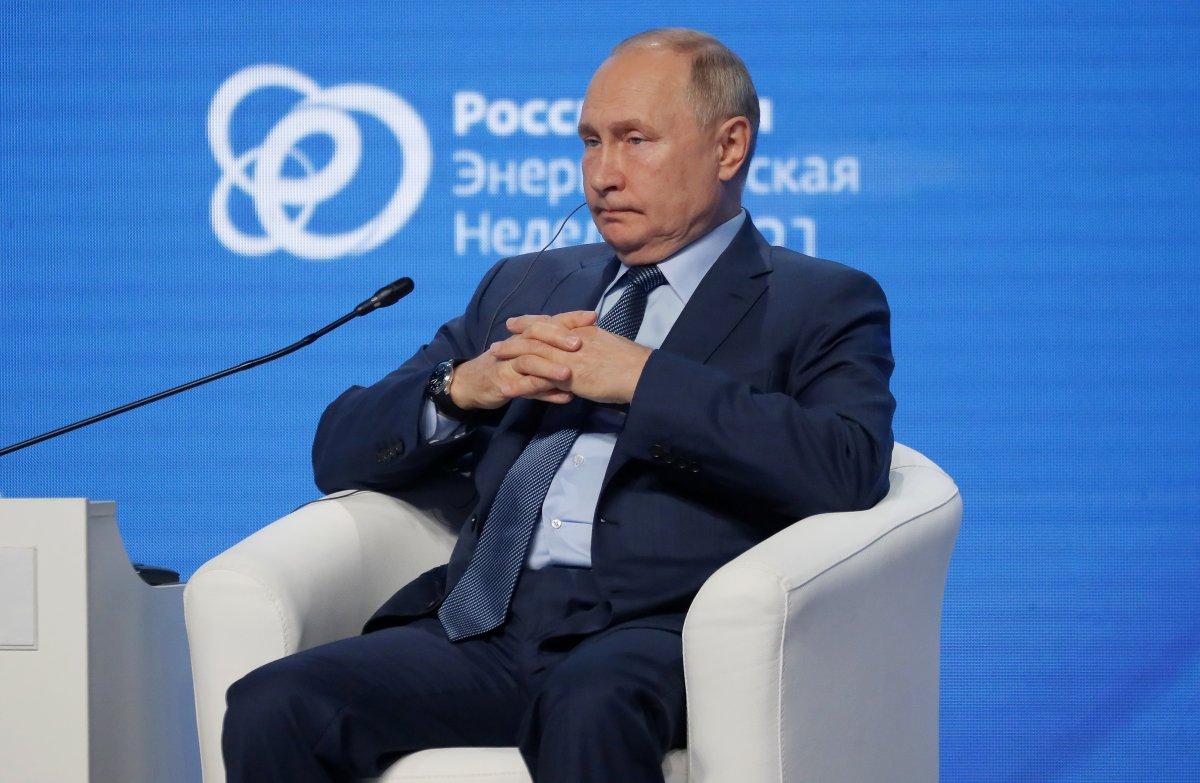 Vladimir Putin: Türkiye ye doğal gaz sevkiyatlarını artırıyoruz #2