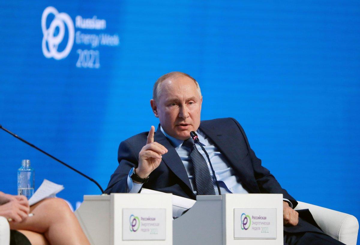 Vladimir Putin: Türkiye ye doğal gaz sevkiyatlarını artırıyoruz #4