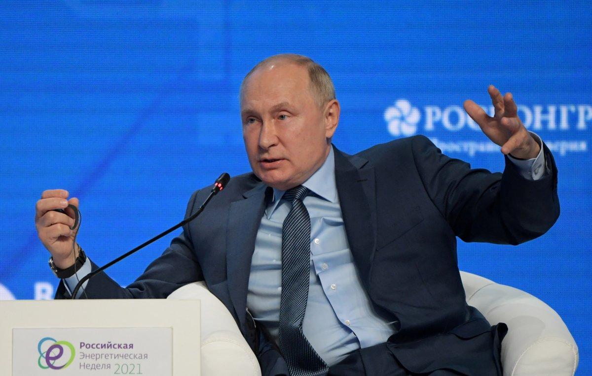 Vladimir Putin: Türkiye ye doğal gaz sevkiyatlarını artırıyoruz #3