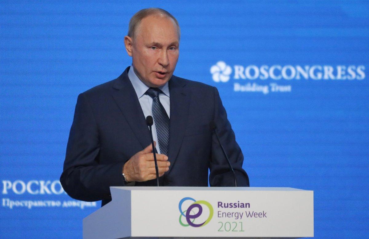 Vladimir Putin: Türkiye ye doğal gaz sevkiyatlarını artırıyoruz #5
