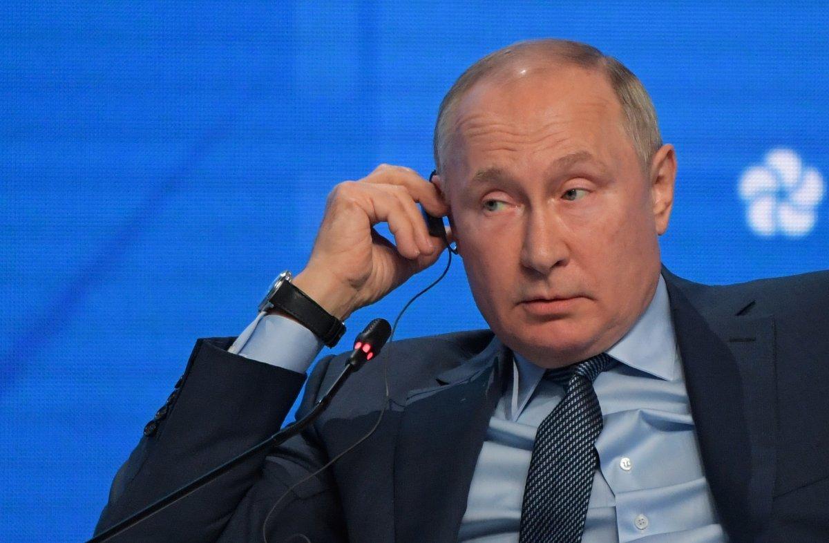 Vladimir Putin: Türkiye ye doğal gaz sevkiyatlarını artırıyoruz #1