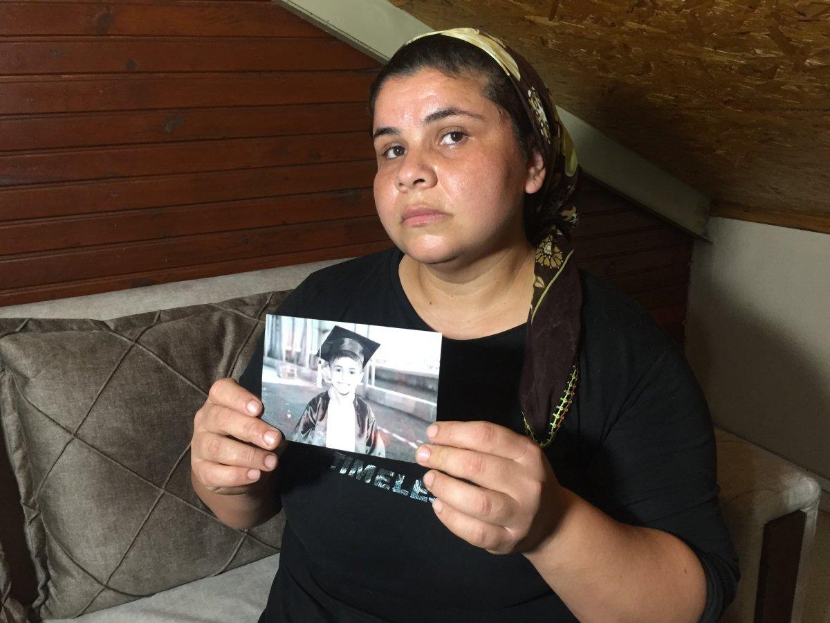 Adana da biber yediği için oğlu öldürülen anne, gözyaşlarını tutamadı #2