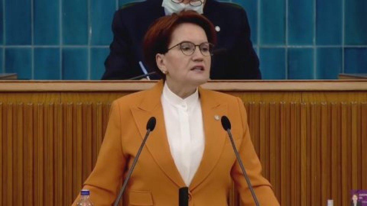 Meral Akşener den iddialı açıklama: Başbakan geliyor #1