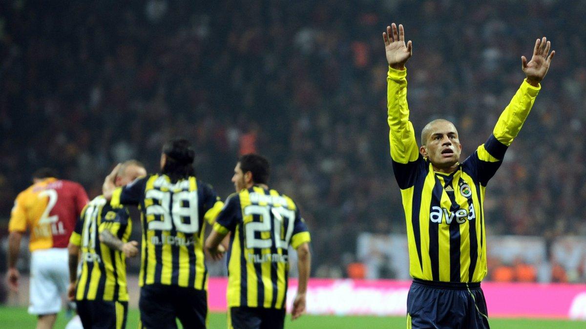 Fenerbahçe de Alex de Souza yı geçen yok #2