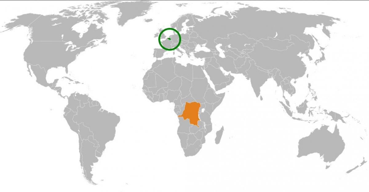 Kongolu kadınlar Belçika ya dava açtı #3