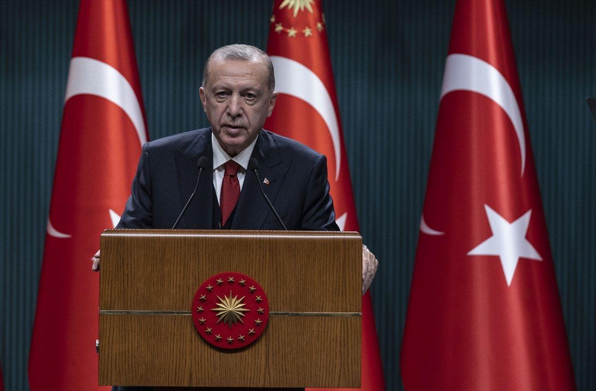Cumhurbaşkanı Erdoğan, Ankara'nın başkent oluşunun yıl dönümünü kutladı #1