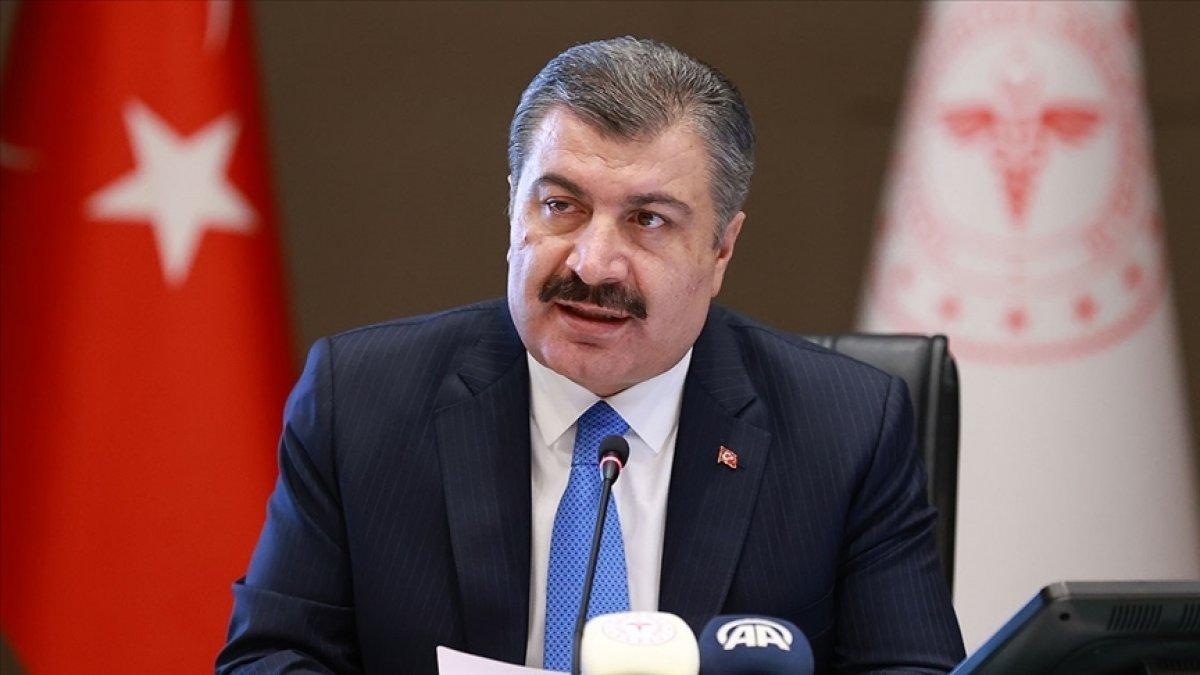 Sağlık Bakanı Fahrettin Koca dan Turkovac çağrısı #4