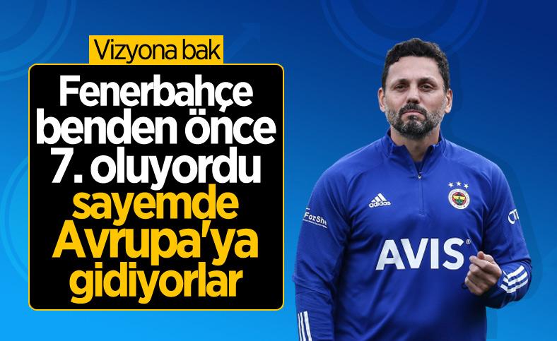 Erol Bulut: Fenerbahçe'nin Avrupa'ya gitmesine katkı verdim