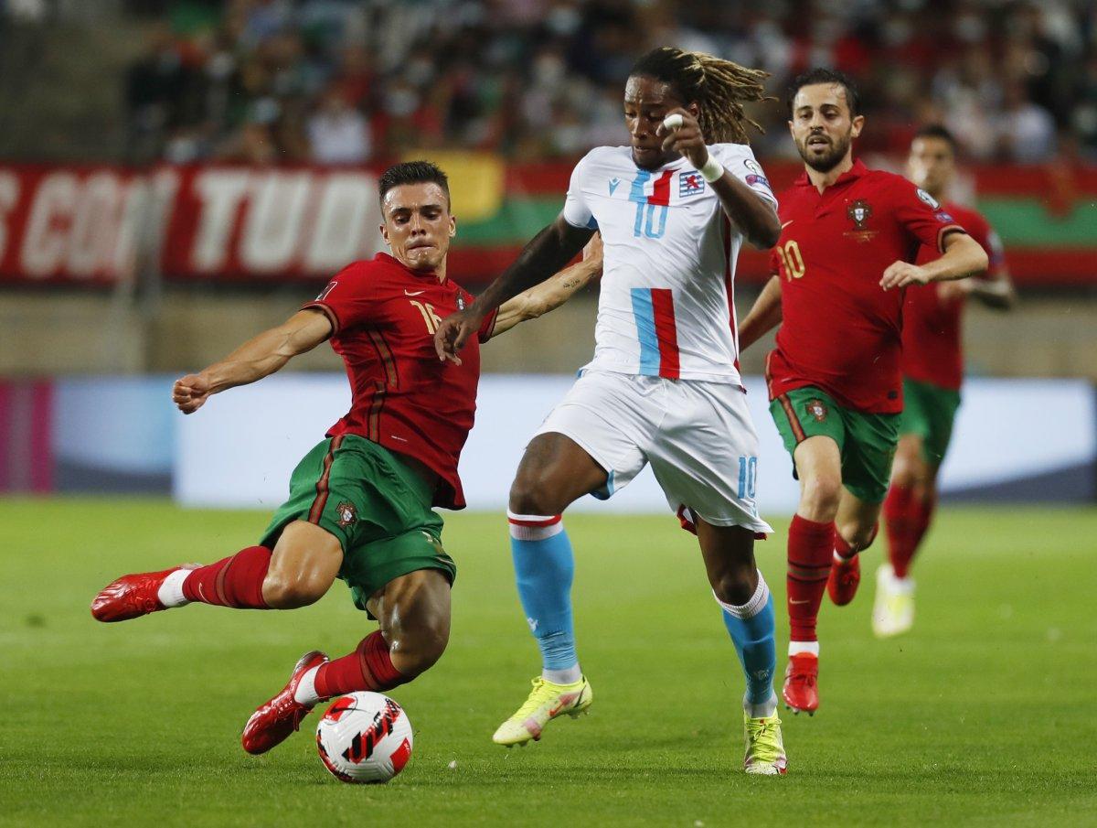 Ronaldo lu Portekiz, Lüksemburg u beşledi #2