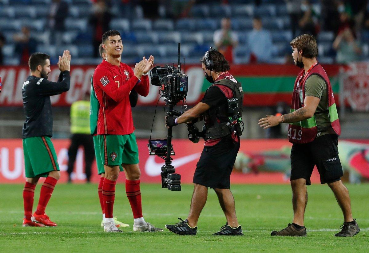 Ronaldo lu Portekiz, Lüksemburg u beşledi #5